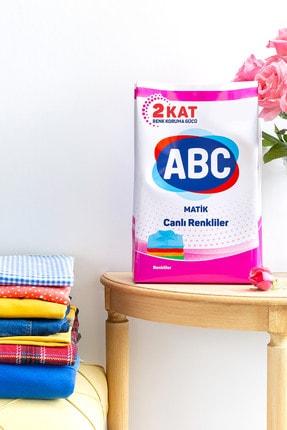ABC Matik Canlı Renkliler 4 Kg 4'lü Set 3