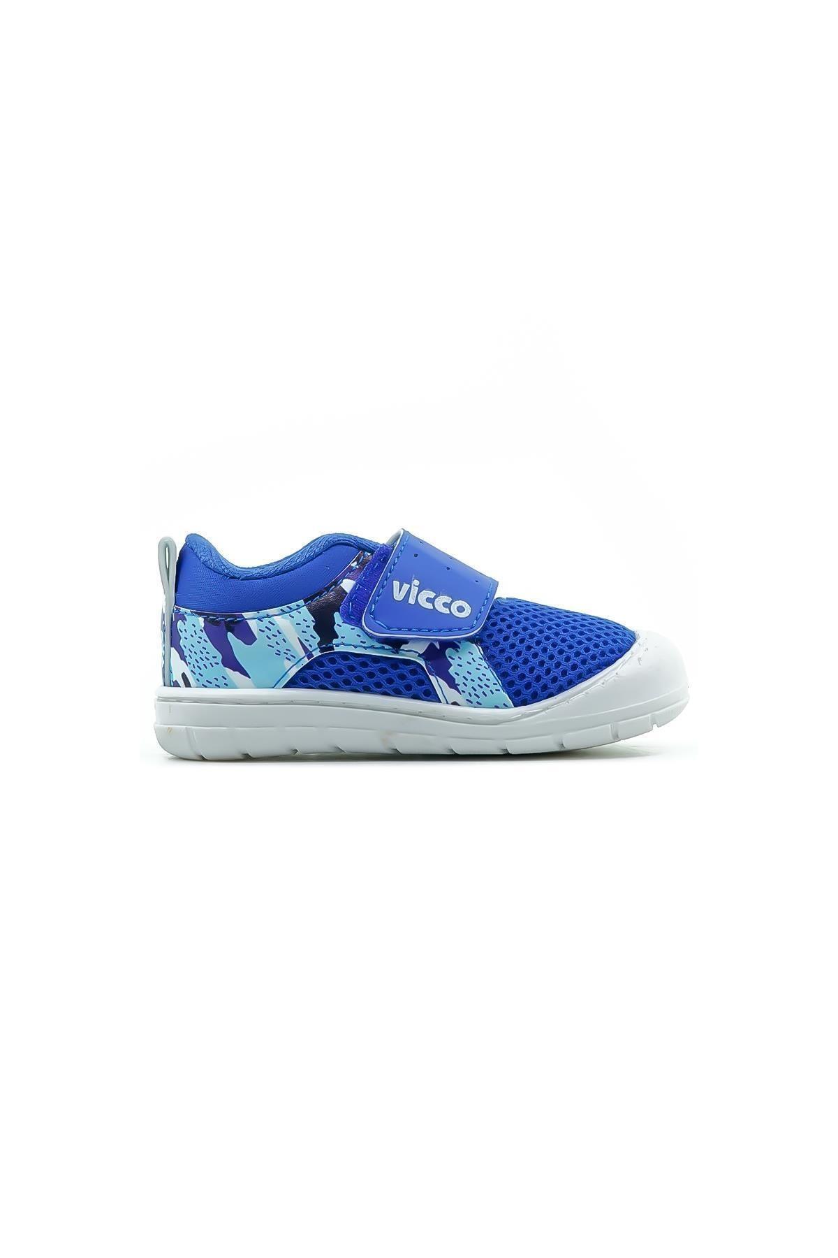 Erkek Çocuk Mavi Aqua Spor Ayakkabı