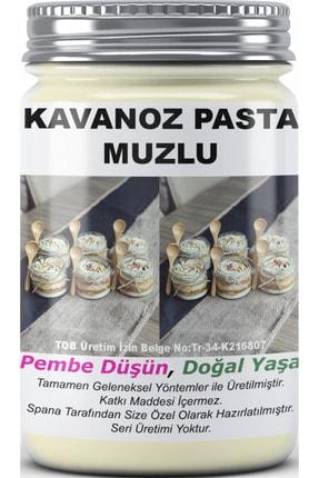 Kavanoz Pasta Muzlu Ev Yapımı Katkısız 330gr 85209512157