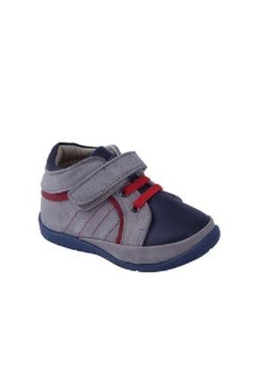 Picture of 00101 Deri Ortopedik Destekli Ilk Adım Ayakkabısı 19-21