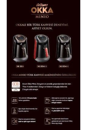 Arzum Ok004 Okka Minio Türk Kahvesi Makinesi - Bakır 2