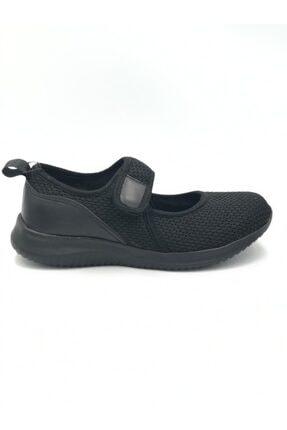 Pierre Cardin Kadın Siyah Yazlık Bez Yürüyüş Ayakkabısı Pc 30166 0
