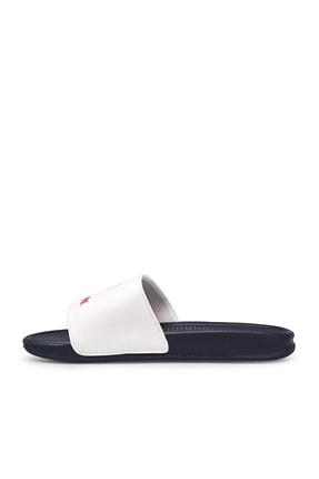 US Polo Assn PEARL 1FX Beyaz Erkek Terlik 101018693 2
