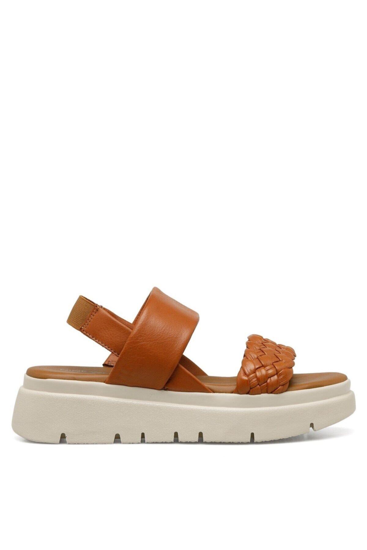 GUMMO 1FX Taba Kadın Sandalet 101028918