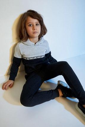 Defacto Erkek Çocuk Kargo Cepli Jogger Eşofman Altı 1