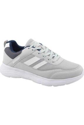 Ünisex Açık Gri Sneaker Spor Ayakkabı resmi