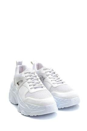 Derimod Kadın Yüksek Tabanlı Sneaker 3