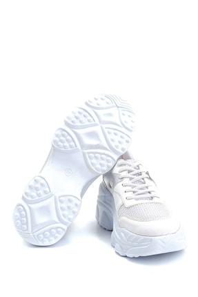 Derimod Kadın Yüksek Tabanlı Sneaker 4