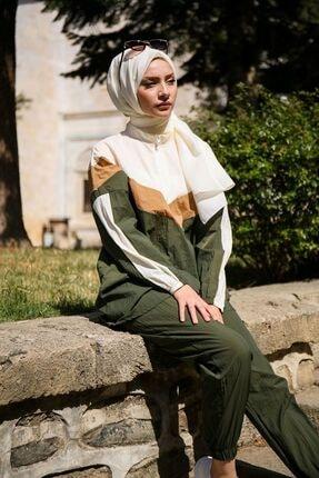 Marina Eşofman Takımı E2007 - Haki 2