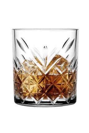 Paşabahçe 4'lü Tımeless Meşrubat Bardağı P52810-1083614 0