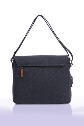 Sword Bag Siyah Kanvas Unısex Laptop &evrak Çantası Sw700 2