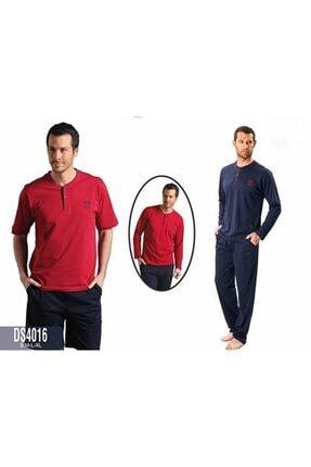 Picture of 4016 Erkek 4'lü Pijama Seti