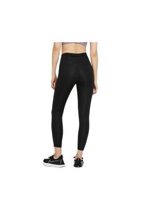 Nike Kadın Siyah Tayt W Nk Faster Tght 7_8 1