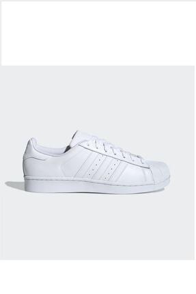 adidas B27136 Beyaz Erkek Sneaker 100214516 0
