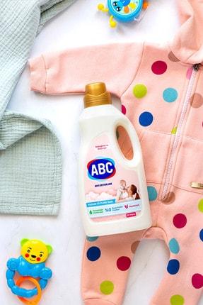 ABC Bebeklere Hassas Ciltlere Özel Sıvı Çamaşır Deterjanı 1.5ltx3 Adet 3