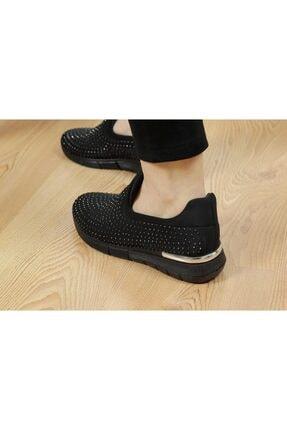 Ayakkabı Vakti W304 Taşlı Yazlık Günlük Kadın Spor Ayakkabı 1
