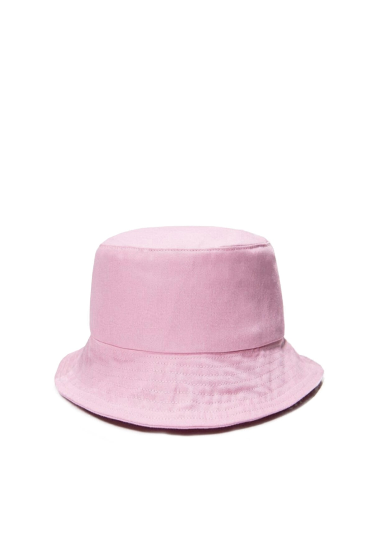 Unisex Pudra Pembe Balıkçı Bucket Şapka Gc013921