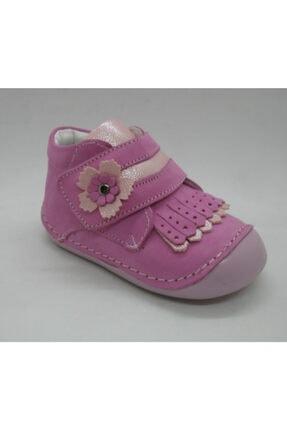 Picture of 00104 Deri Ortopedik Kız Çocuk Ayakkabı 19-22