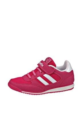 Picture of 1237283 Fuşya Beyaz Kız Çocuk Sneaker 100164574