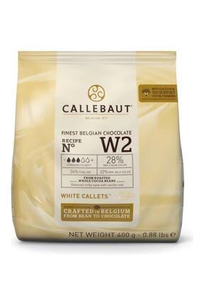Callebaut Beyaz Drop Çikolata 400 gr 0