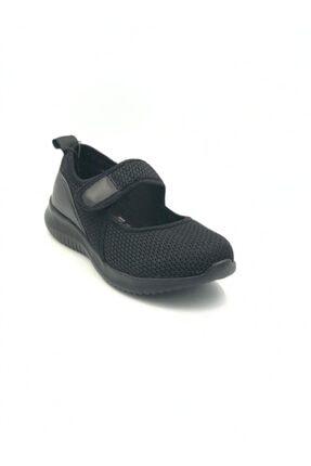 Pierre Cardin Kadın Siyah Yazlık Bez Yürüyüş Ayakkabısı Pc 30166 1