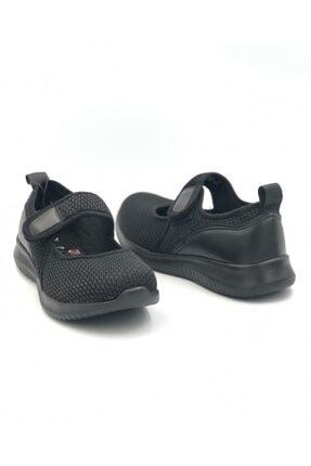 Pierre Cardin Kadın Siyah Yazlık Bez Yürüyüş Ayakkabısı Pc 30166 2