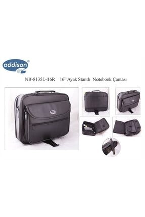 Notebook Ayaklı Çanta Addison Nb-8135l-16r resmi