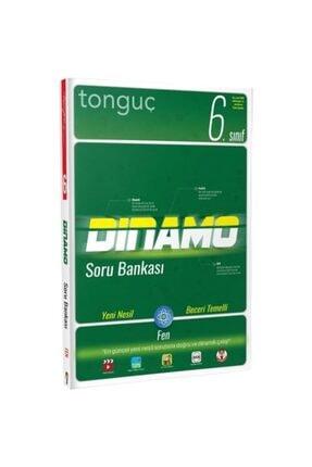 Tonguç Akademi 6.Sınıf Dinamo Fen Bilimleri Soru Bankası 0