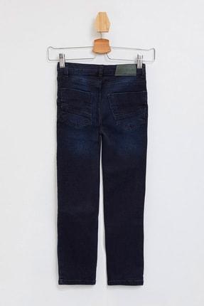 Defacto Erkek Çocuk Çivit Mavisi Kot Jeans 4