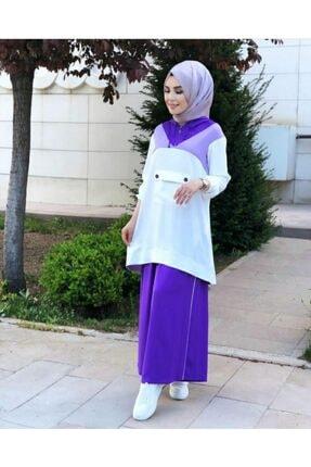 Picture of 21y6264 Takım Lila