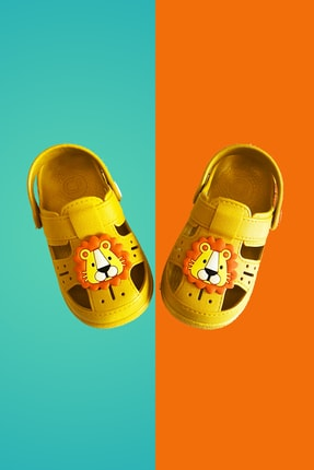 Walk and way Çocuk Terlik Sandalet 3