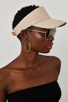 Xena Kadın Krem Tenis Şapkası 1YZK9-11830-22 1