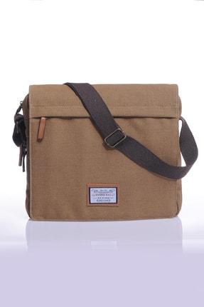 Sword Bag Bej Kanvas Unısex Laptop & Evrak Çantası Sw700 1