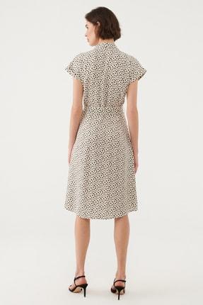 Mavi Kadın Beyaz Elbise 131138-35345 3