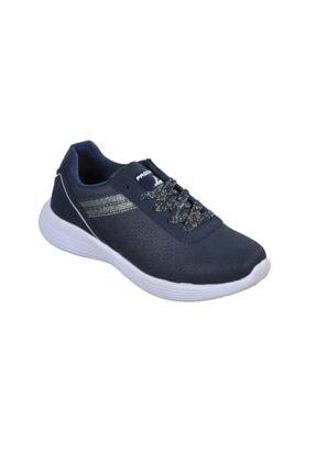 Unisex Lacivert-Beyaz Spor Ayakkabı U-U-P-000000001076803203240