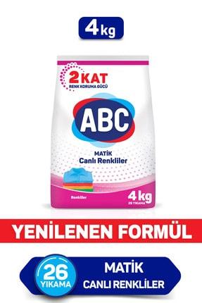 ABC Matik 4kg Color 0
