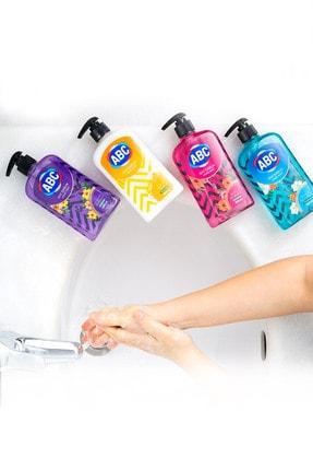 ABC Karma Sıvı Sabun Seti 1x Bal-Süt + 1x Lavanta + 2 x Deniz + 2 x gül 3