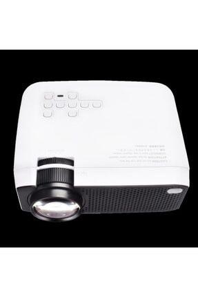 MASTEK LED Projeksiyon USB Akıllı An-6824 4
