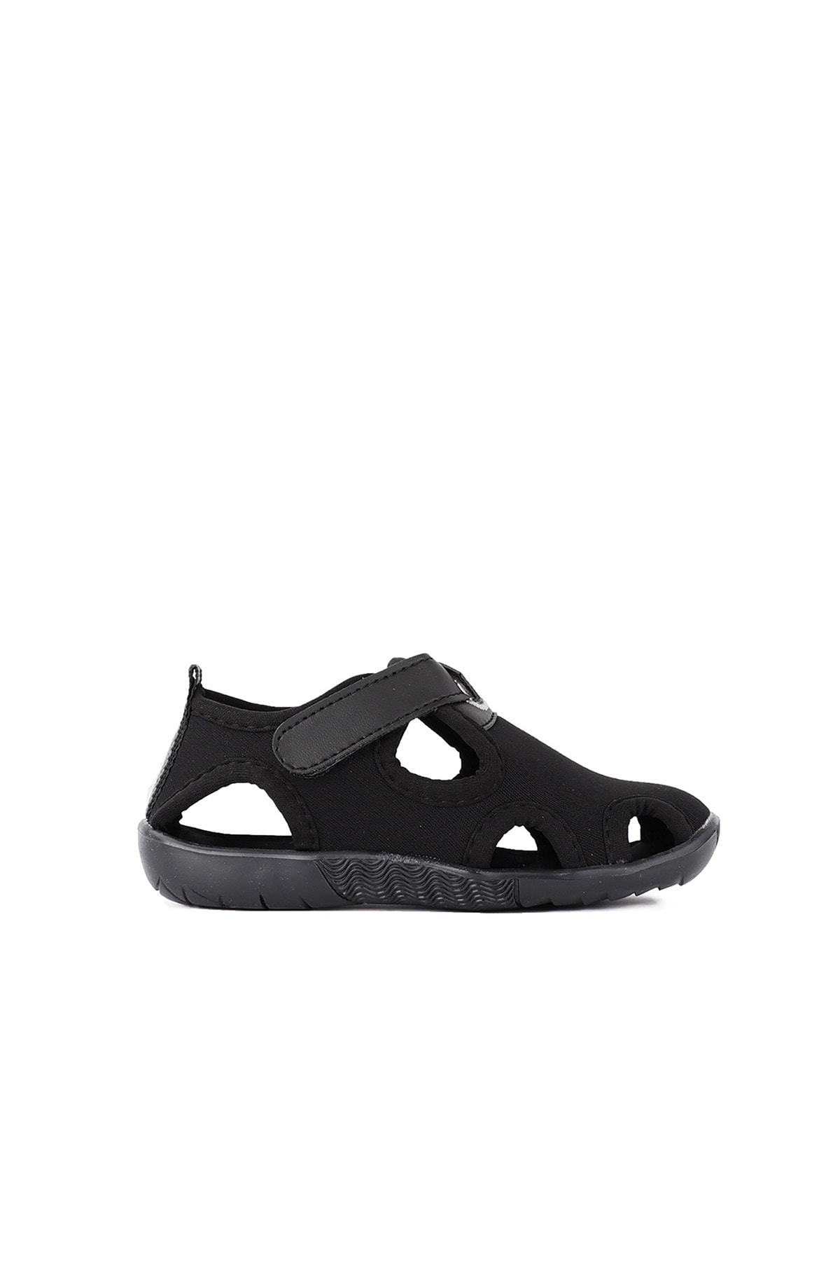 Unnı Çocuk Sandalet Siyah Sa11lp070