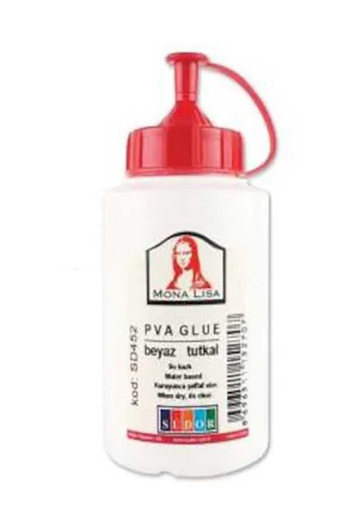 Monalisa Çok Amaçlı Beyaz Tutkal Yapıştırıcı 250 ml