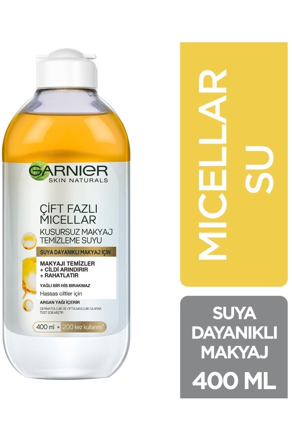 Garnier Micellar Kusursuz Makyaj Temizleme Suyu 400 ml