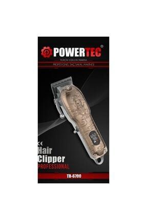 Powertec Tıraş Makinesi Tr 6700 0
