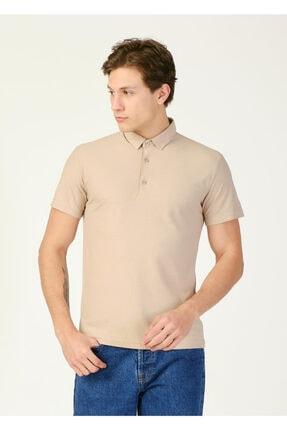 Erkek Safari Polo Yaka T-shirt resmi