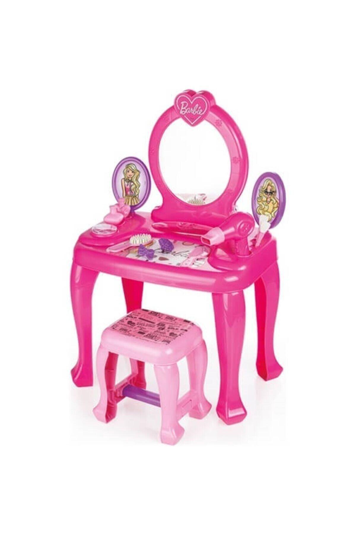 Barbie Makyaj Masası ve Sandalyesi