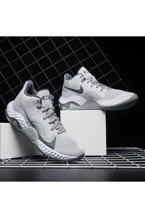 Nike Ck2669-002 Renew Elevate Günlük Basketbol Ayakkabısı 2