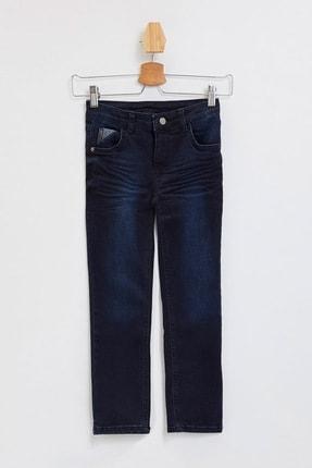Defacto Erkek Çocuk Çivit Mavisi Kot Jeans 3