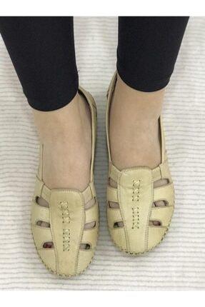 Kadın Yazlık Dolgu Topuk Ayakkabı try-890