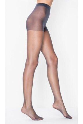 6'lı Kadın Parlak Ince Fit Külotlu Çorap Lacivert-66 resmi