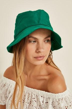 Y-London 13372 Yeşil Buket Şapka 1