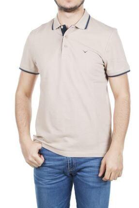 Cazador Erkek Safari Polo Yaka T-shirt 0